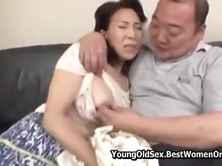 Japanese Stepmom Caught Rubbing One-Eyed Snake By Not Stepson