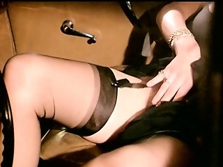 Hot retro MILFs in hot vintage video